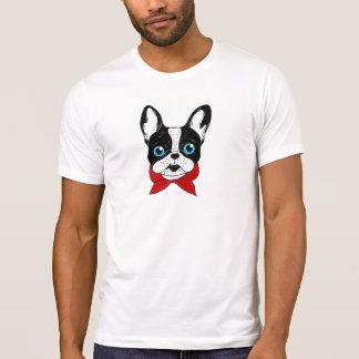 Camiseta O escuteiro bonito de Frenchie está pronto para