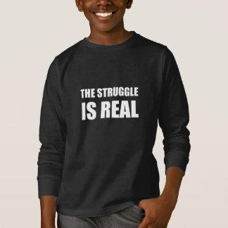 Camiseta O esforço é real