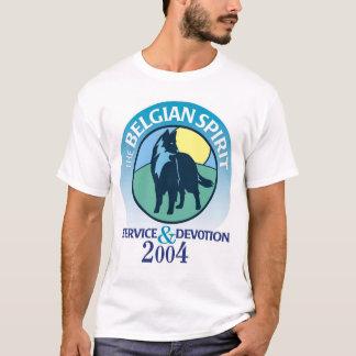 Camiseta O espírito belga