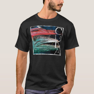 Camiseta O espírito do Barracuda de Plymouth
