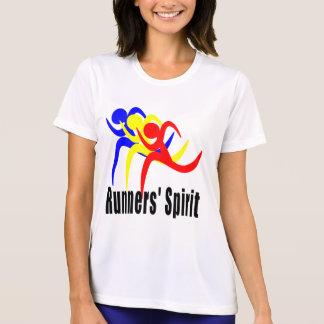 Camiseta O espírito dos corredores - Esporte-Tek SS