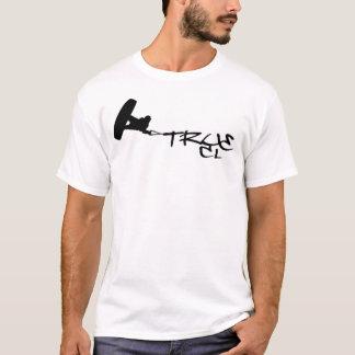 Camiseta O esporte de homens verdadeiros
