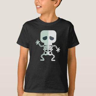 Camiseta O esqueleto
