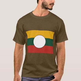 Camiseta o estado de Shan, Myanmar