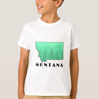 Camiseta O estado do tesouro