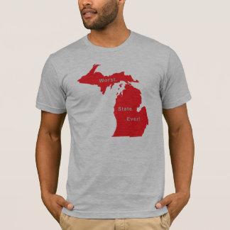 Camiseta O estado o mais mau sempre II