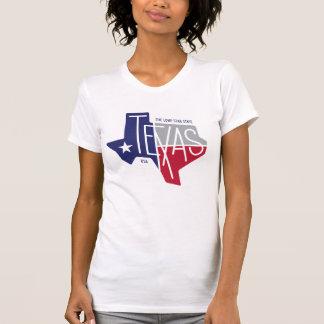 Camiseta O estado solitário da estrela