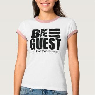 Camiseta O estilo da campainha das senhoras seja nosso