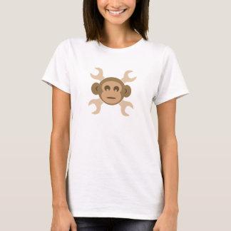 Camiseta O estilo das mulheres
