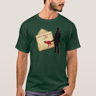 Camiseta O estripador golpeia para trás!