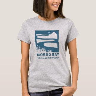 Camiseta O estuário da baía do Morro das mulheres protege &