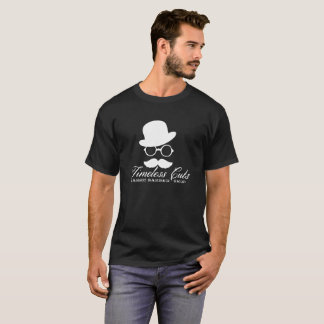 Camiseta O eterno corta a barbearia clássica