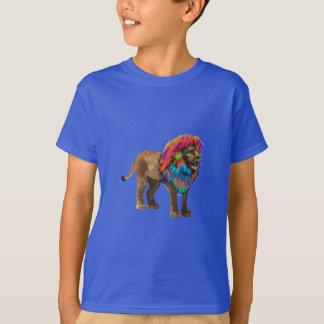 Camiseta O evento da juba
