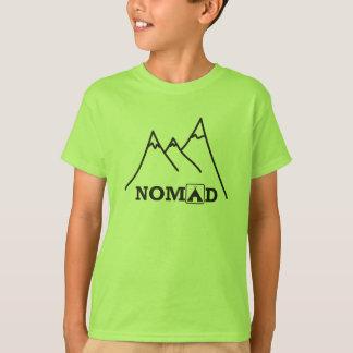 Camiseta O explorador do nómada caçoa o T