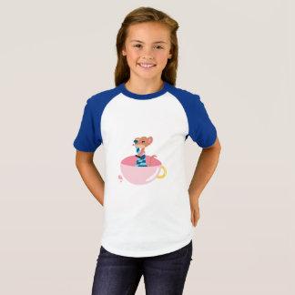 Camiseta O explorador pequeno do rato