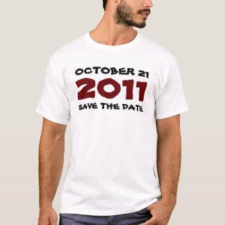 Camiseta O êxtase reprograma o t-shirt