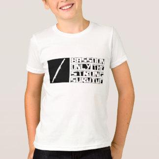Camiseta O fagote sobrevive