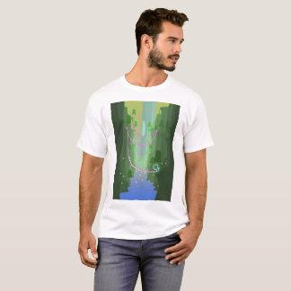 Camiseta O fantasma de George que encontra sua maneira Home