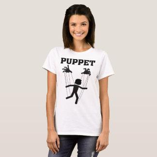 Camiseta O fantoche de Putin