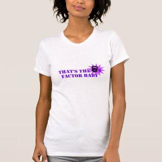 Camiseta O fator de Ow