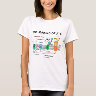 Camiseta O fazer de ATP (atitude fotossintética)