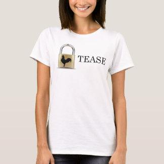 Camiseta O fechamento da castidade amola