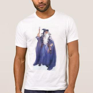 Camiseta O feiticeiro azul