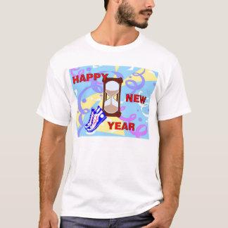 Camiseta O feliz ano novo