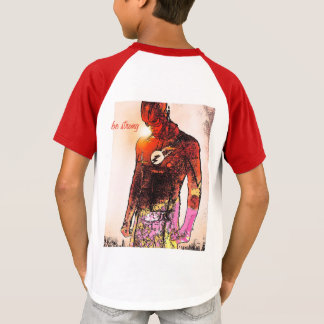 Camiseta O flash