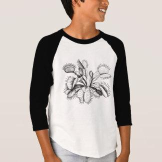 Camiseta O Flytrap de Venus caçoa o t-shirt