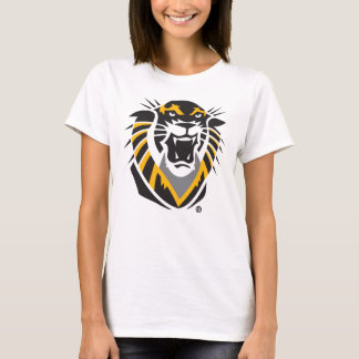 Camiseta O forte faz feno a marca preliminar do estado
