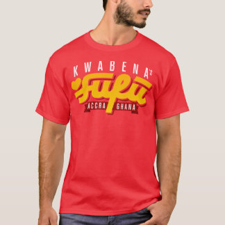 Camiseta O Fufu de Kwabena