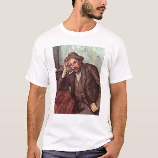 Camiseta O fumador, 1891-92