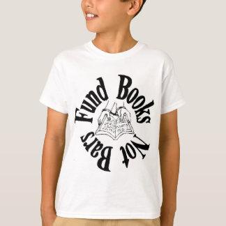 Camiseta O fundo registra o t-shirt dos miúdos