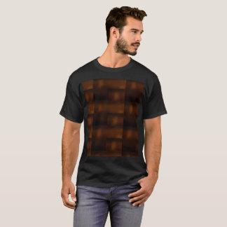 Camiseta O futuro preto encontra a natureza encontra o