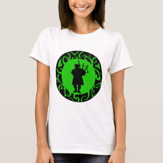 Camiseta O gaiteiro Pied
