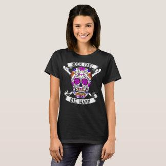 Camiseta O gancho rápido morre Crochet morno Sew o Tshirt