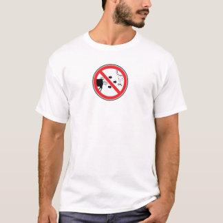 Camiseta O gás de metano é mau