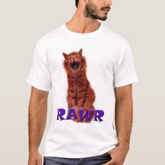 Camiseta O gatinho vai Rawr!!!