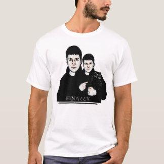 Camiseta O gigante delicado