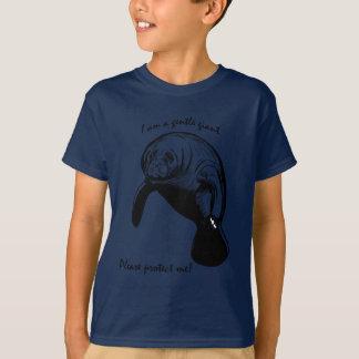 Camiseta O gigante delicado!