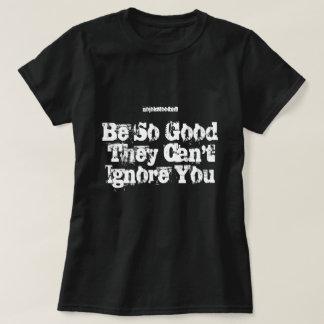 Camiseta O GIZ de NJF não pode ignorar o T