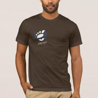 Camiseta O GNOMO balança o t-shirt