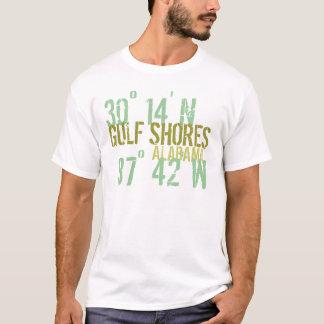 Camiseta O golfo suporta a atitude