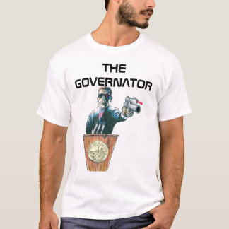 CAMISETA O GOVERNATOR