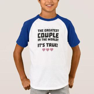 Camiseta O grande casal Z8r93 dos mundos