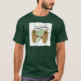 Camiseta O grande debate da amêndoa