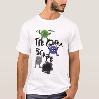Camiseta O grande escape