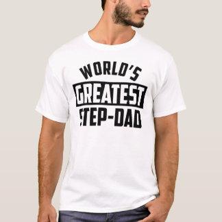 Camiseta O grande Etapa-Pai do mundo