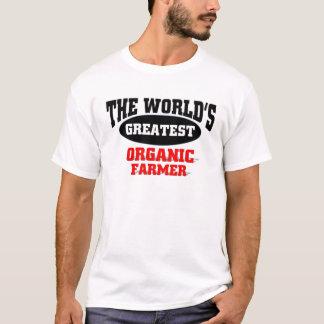 Camiseta O grande fazendeiro orgânico do mundo